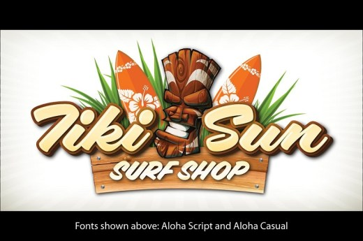 Hawaii Fonts