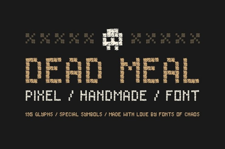 10 Awesome Pixel Fonts to Level-Up Any Design | HipFonts