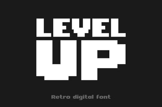 Pixel Fonts