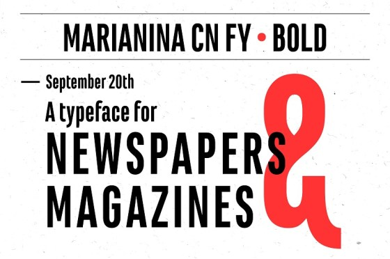 20 Newspaper Fonts Worthy of the Front Page | HipFonts