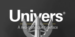Univers Font Family
