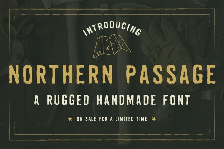 Outdoor Fonts