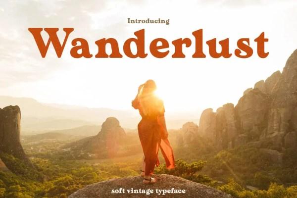 Wanderlust 1 min