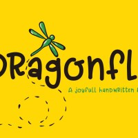 Dragonfly - Joyful Handwritten Font