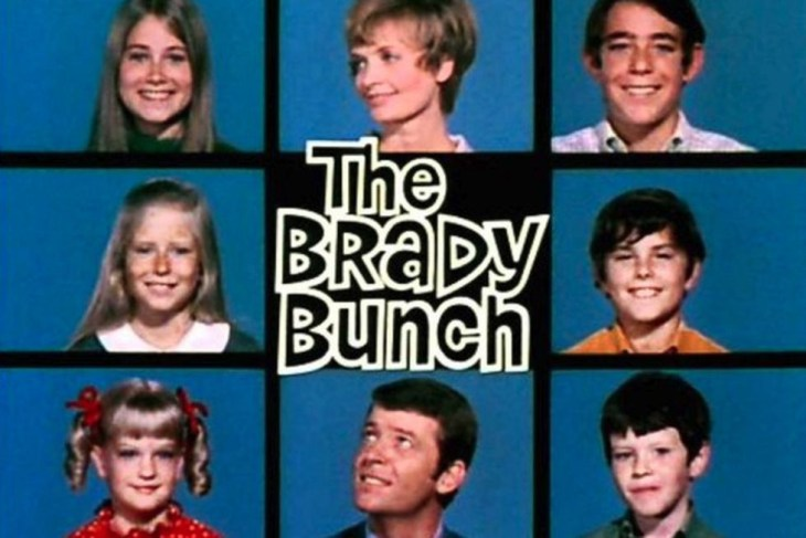 Brady Bunch Logo
