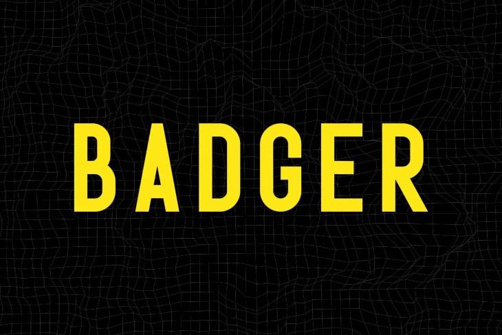 Badger Cover min