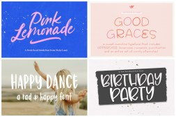 Birthday Fonts cover min