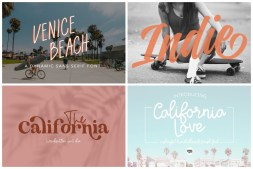 California Fonts cover min