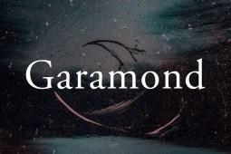 Garamond min