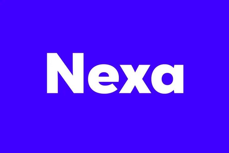 Nexa Font 1