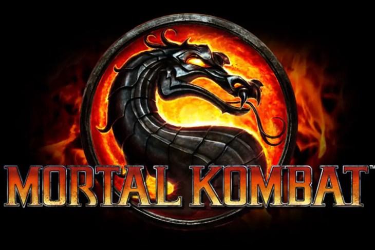 mortal combat logo