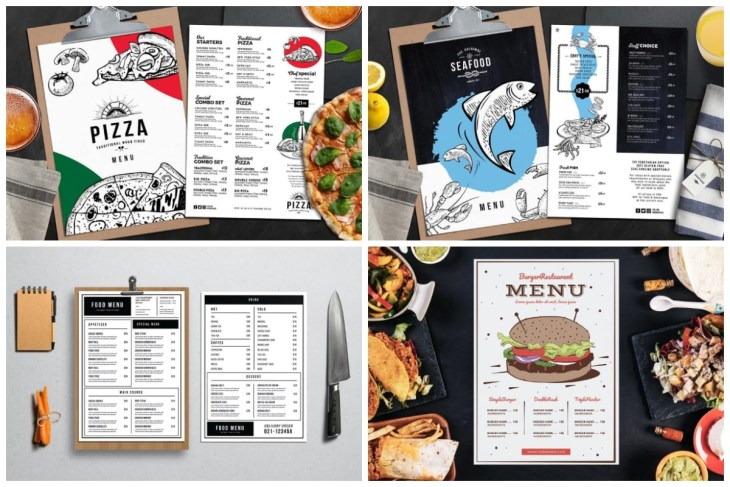 Restaurant templates cover min