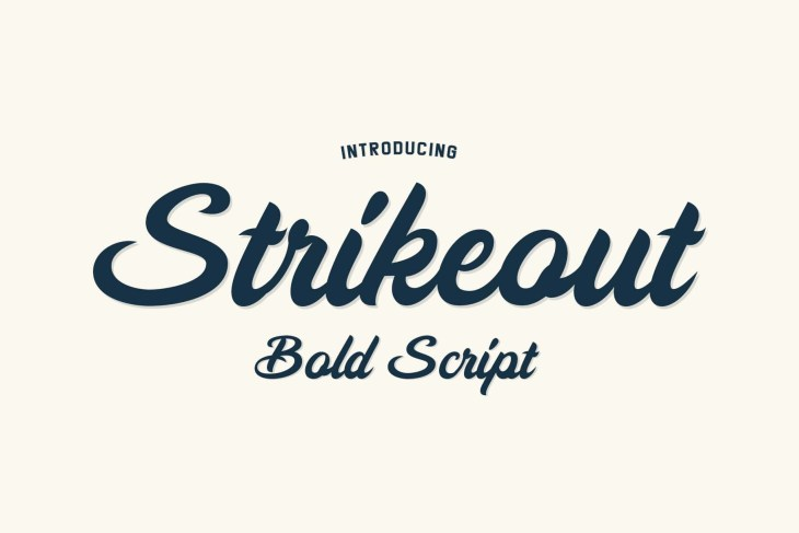 Strikeout Cover min