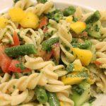 Light, Refreshing Fusilli Pasta Salad