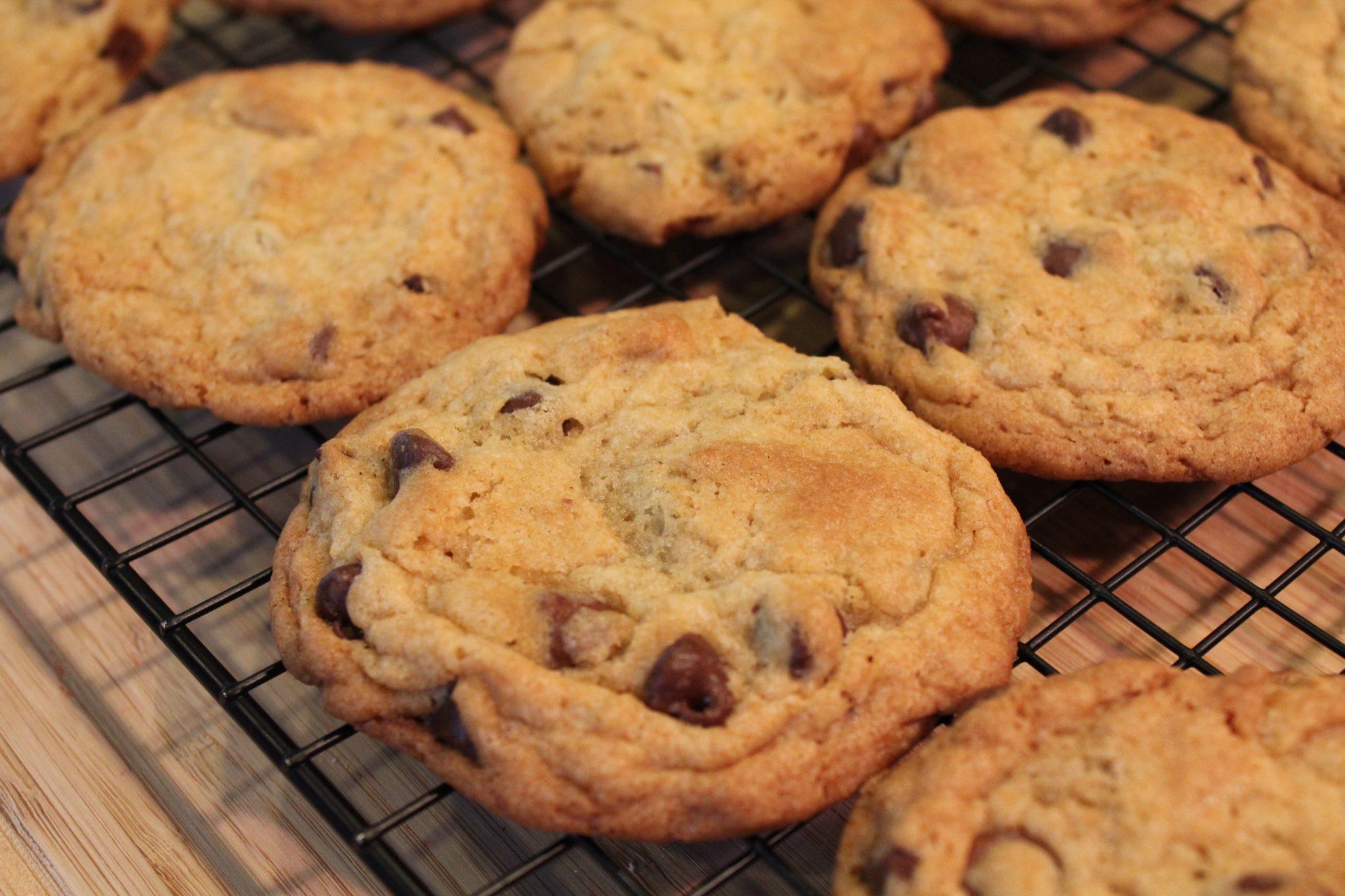 New York Times Chocolate Chip Cookie Recipe Hip Foodie Mom