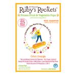 Product Review: Ruby's Rockets- Frozen Fruit & Veggie Pops