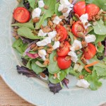 Simple Salads and Healthy Snacking with SuperSeedz, Gourmet Pumpkin Seeds + A Giveaway!