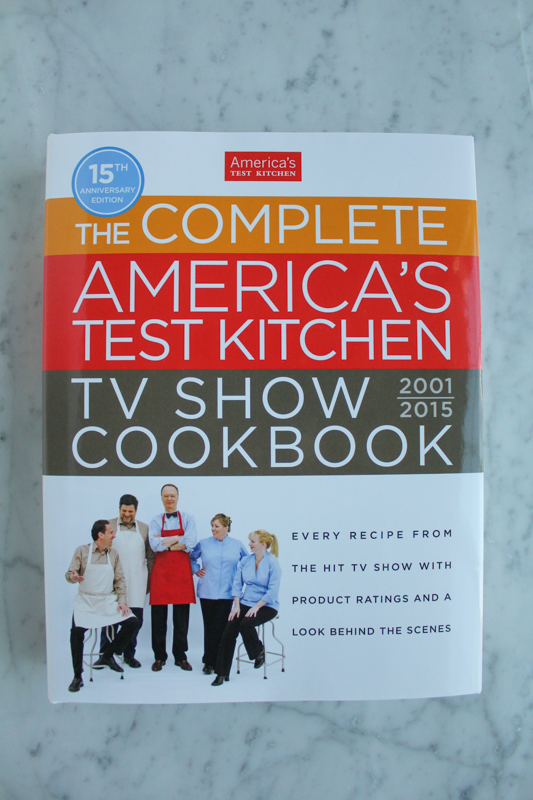 The Complete America's Test Kitchen TV Show Cookbook cover