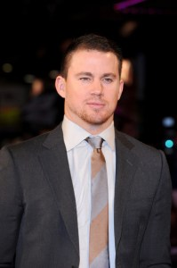 Channing Tatum seen at the UK premiere of G.I. Joe Retaliation at The Empire, Leicester Square in London