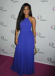 Christina Milian at the'Skirts Only' fashion show at 404 NYC in New York City