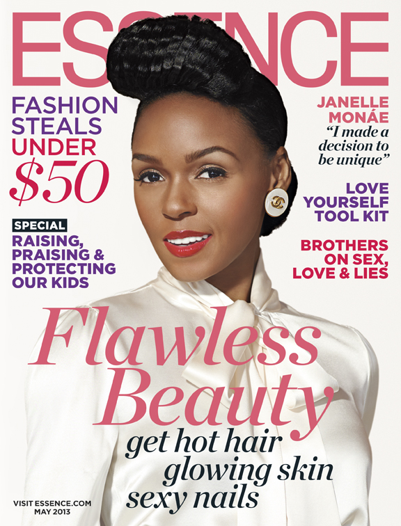 ESSENCE May Cover-Janelle Monae-1