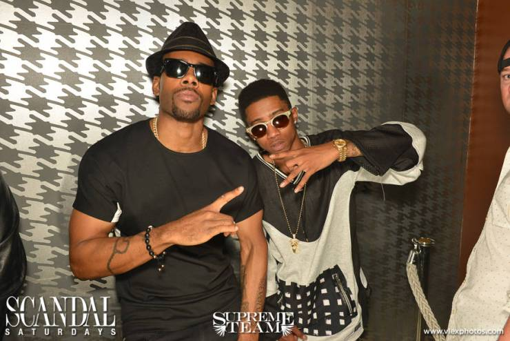 Mario and Lil Twist
