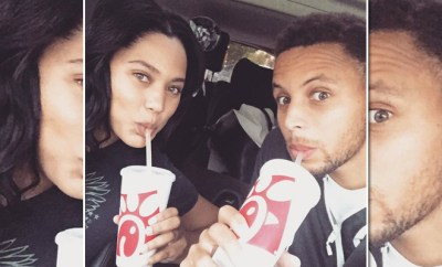 why stephen curry is probably not creeping on ayesha hiphollywood - Stephen Curry Wedding Ring