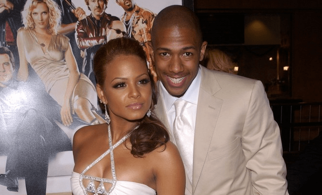 Nick Cannon And Christina Milian: Love Reconnection ...