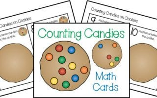 counting candy on cookies math cards 768x369 1