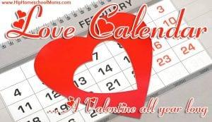 love calendars1