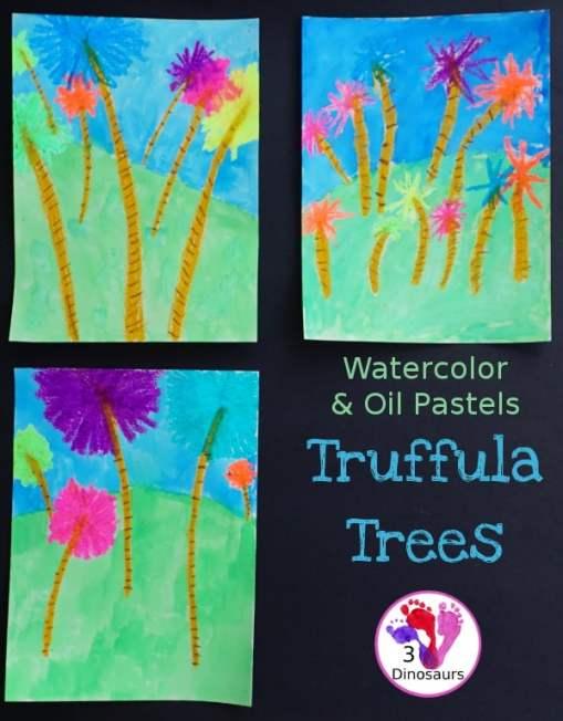 truffulatreeoilpastelwatercolor10