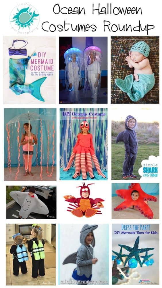 beach theme party costume ideas