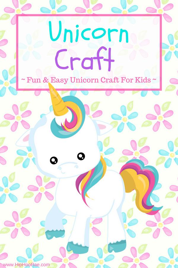 Unicorn Craft- Fun & Easy Unicorn Crafts for kids. Unicorn Paper plates, DIY Unicorn dreamcatchers, #unicorncraft #unicorncraftsforkids