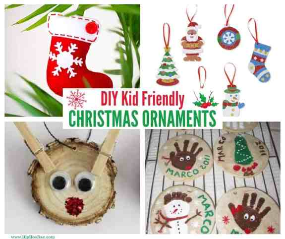 diy kid friendly christmas ornaments hip hoo rae