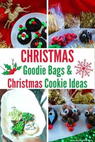 Christmas Goodie Bags And Cookie Ideas Hip Hoo Rae
