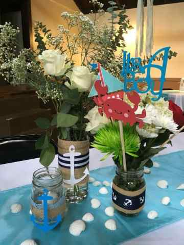 Nautical Baby Shower Ideas Hip Hoo Rae