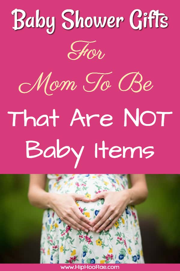 f12a37b06103b Baby shower gifts for mom to be that are NOT baby items - Fun and Thoughtful