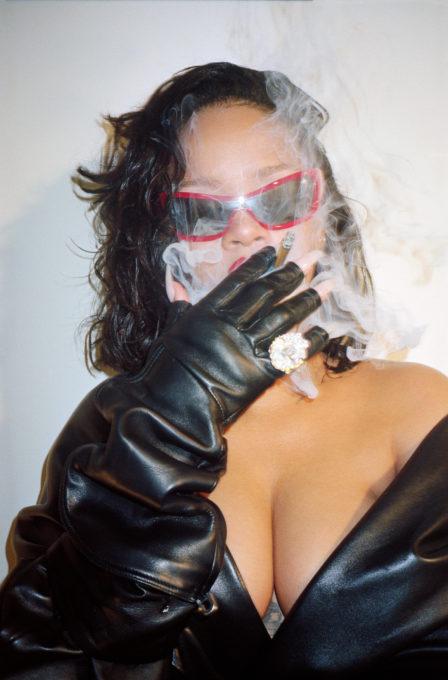 Rihanna Talks Progress of New Album; Confirms New Relationship-