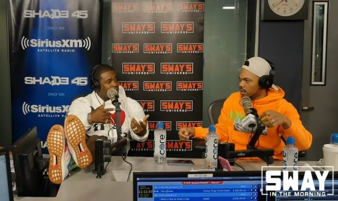 Watch ASAP Ferg & Chance The Rapper's Impromptu Freestyle Cypher-