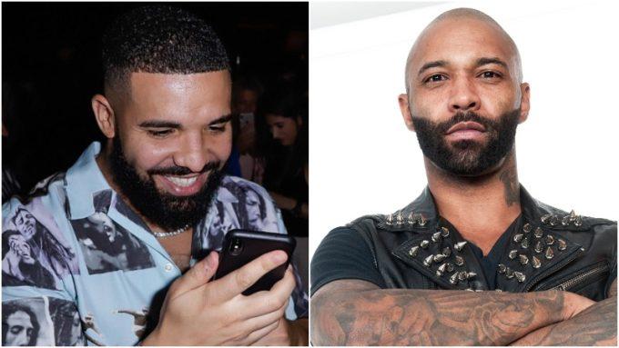Drake Trolls Joe Budden & His Pool Party on Instagram Live-