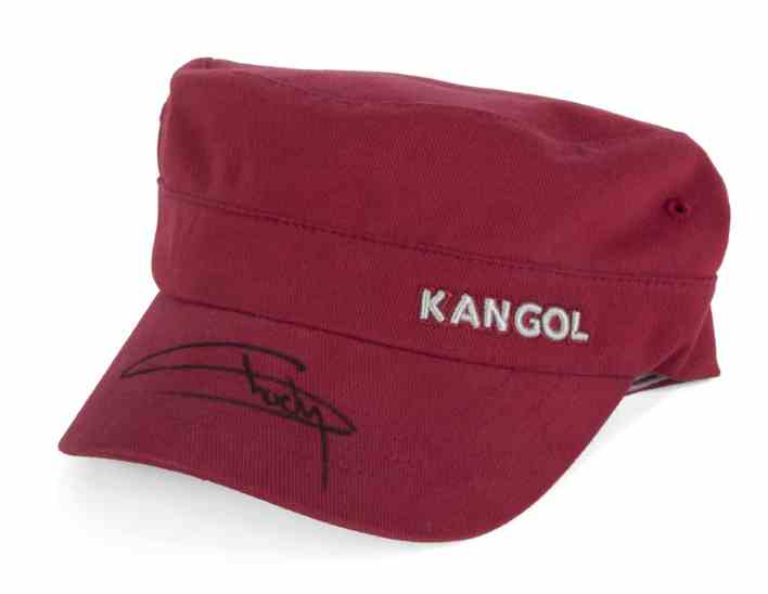 Eminem's Shady Signed Kangol Cap Sold For $6,400 In A Charity Auction