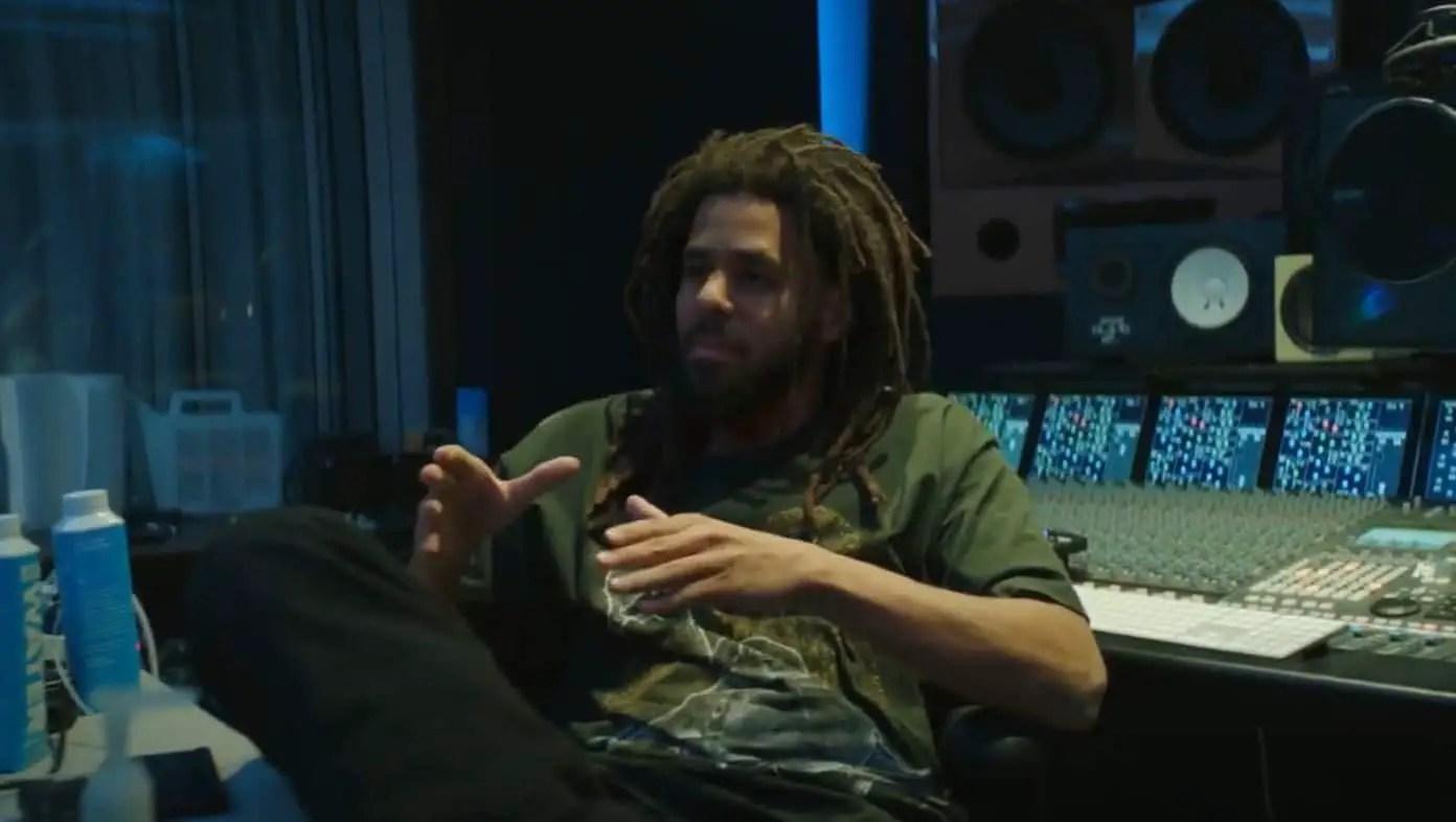 New Documentary: J. Cole – Applying Pressure: The Off-Season 5/13/21