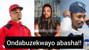 Ondabuzekwayo abasha Mp3 Download