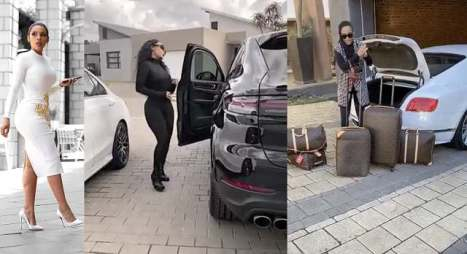Kefilwe Mabote Net Worth, Age, Baby Daddy, House, Husband