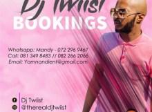 Dj Twiist & Aries Rose – Road To CPT Mp3 Download Fakaza