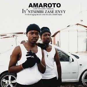 Reece Madlisa ft Zuma Insimbi Zase Envy Amaroto Vol 2 Mp3 Download