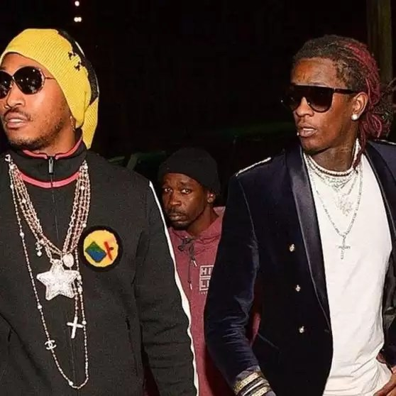 Future %E2%80%93 Just Because ft. Young Thug - Future – Just Because Ft. Young Thug
