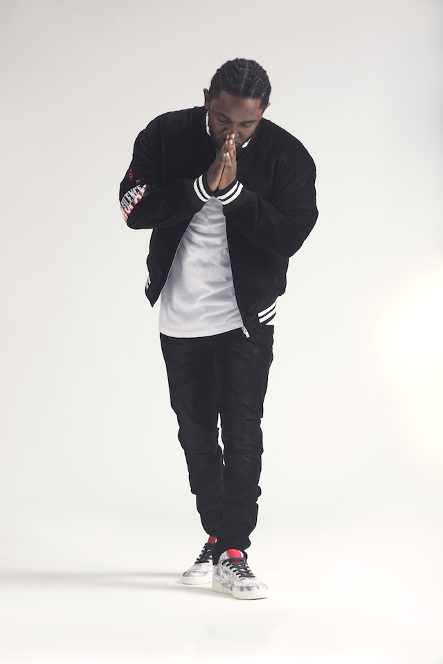 Kendrick Lamar Reebok Club C