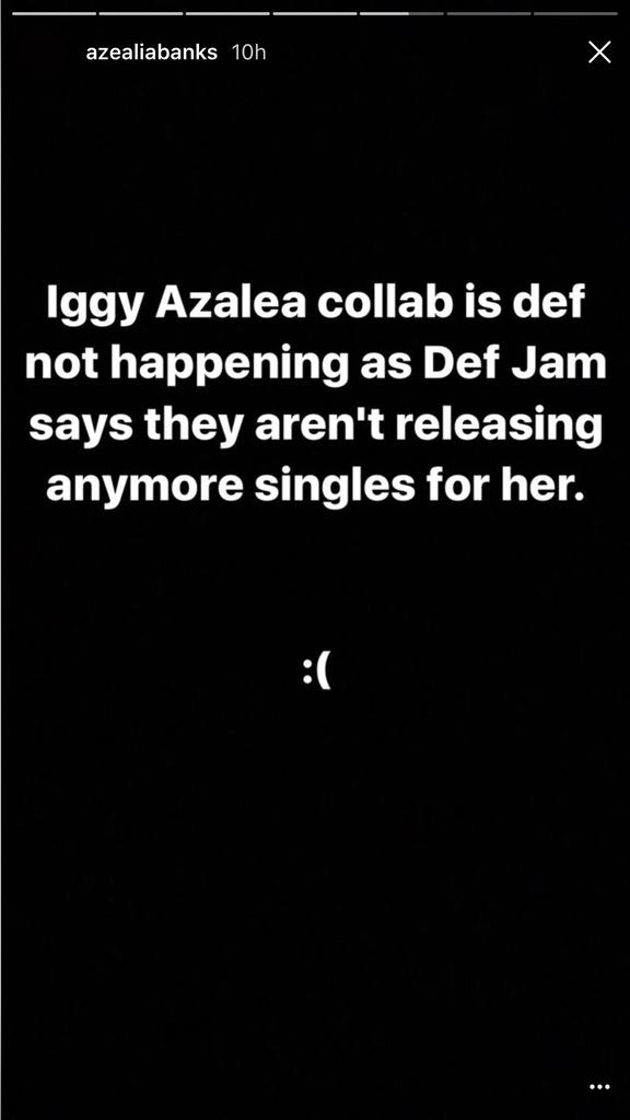 azealia Banks Iggy