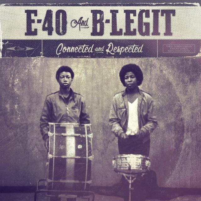 E-40 & B-Legit album